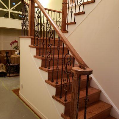 dustless-stairs-refinishing-toronto
