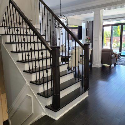 dustless-stairs-refinishing-whitby